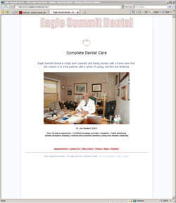 www.eaglesummitdental.com